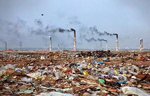 Förbränning av sopor